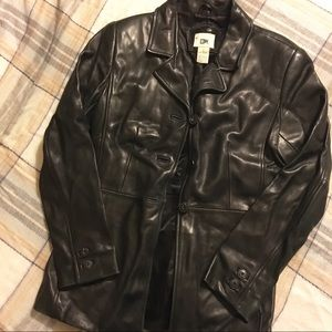 BP Blazer Leather Jacket